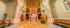 Immagine del virtual tour 'Chiesa di San Giovanni Battista'
